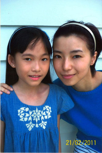 Little and Adult Yuan Fang