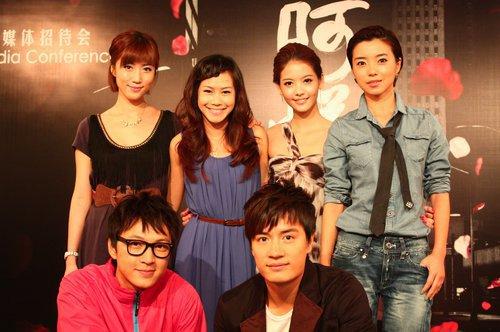 Devotion Cast on Launch Promotion