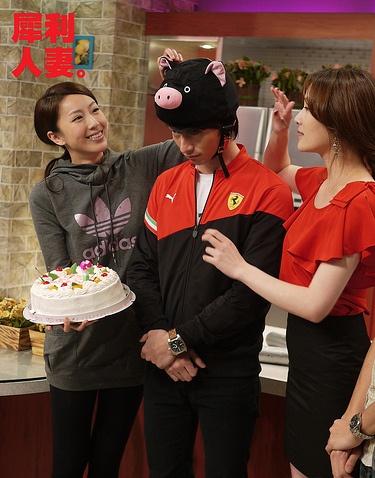 Wen Sheng Hao Birthday Party