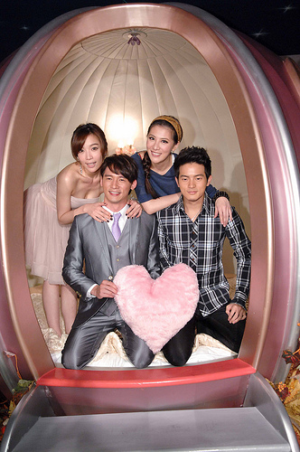 The Lead Cast of The Fierce Wife