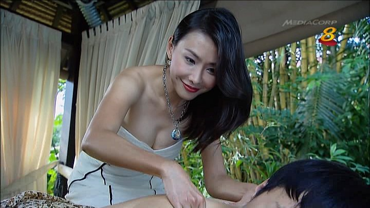 Ann Kok Massages Jeffrey Xu