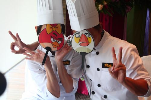 The Making of Bountiful Blessings - Cooking Contest
