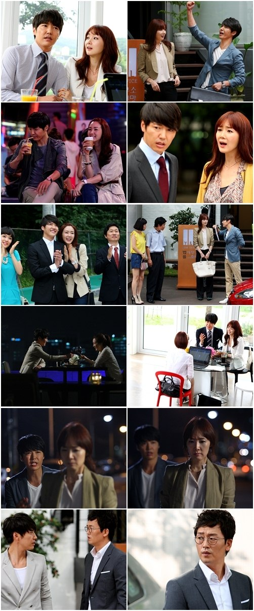 Scenes from Can't Lose Korean Drama