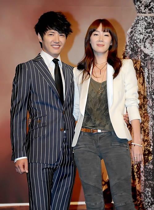 Yong Sang Hyun and Choi Ji Woo (Can't Live with Losing)