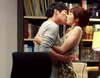Kiss Hot Korea Drama Scene