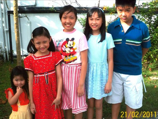 The Young Cast of Devotion
