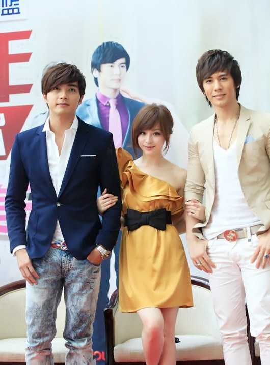 Love Keeps Going Press Conference in China