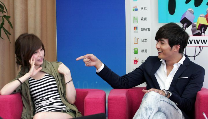 Lead Actors and Actress Interview with Press
