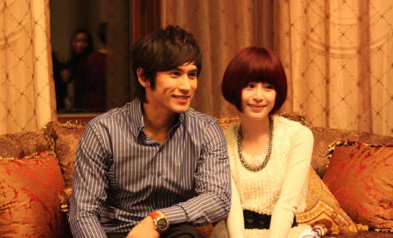 Cyndi Wang and Golden Zhang