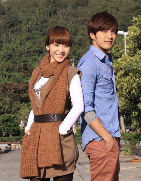 Liu Yan and Mike He