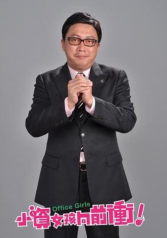 David Zhao as Hu Jiang Zhong
