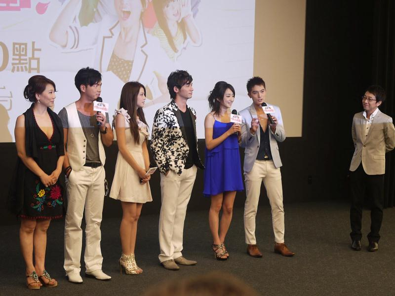 Office Girls Press Conference