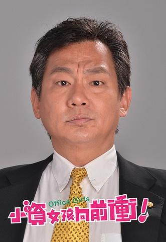 Shen Meng Sheng as Qin Mu Bai