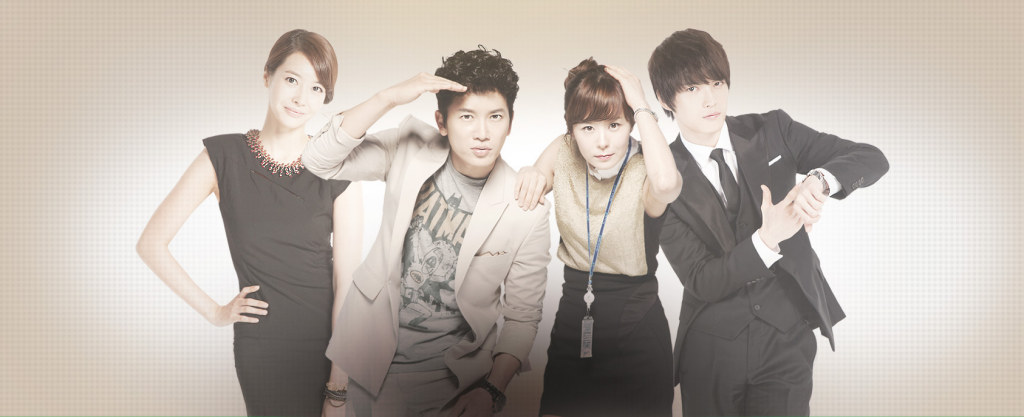 Protect the Boss - Choi Gang-Hee, Ji Sung, Youngwoong Jaejoong, Wang Ji-Hye