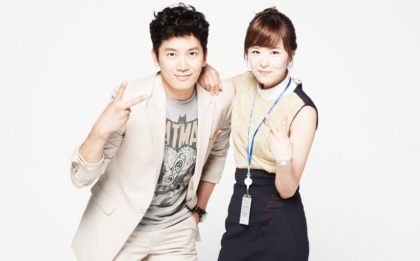 Protect the Boss - Choi Kang Hee and Ji Sung