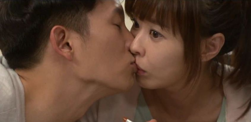 Ji Sung Kissing Choi Kang Hee in Protect the Boss
