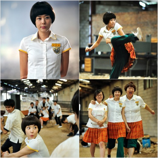 Protect the Boss Fighting Scene