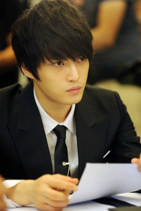 Protect the Boss Interview Scene