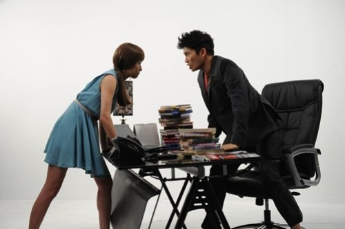 Protect the Boss - Boss and Secretary