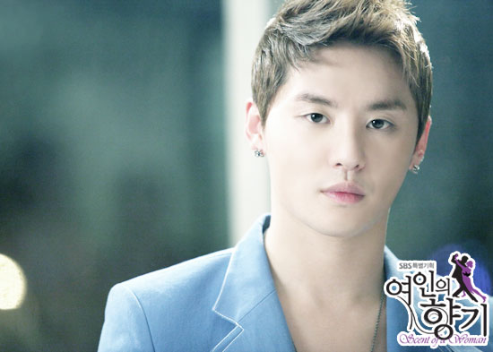Junsu Cameo in Scent of a Woman