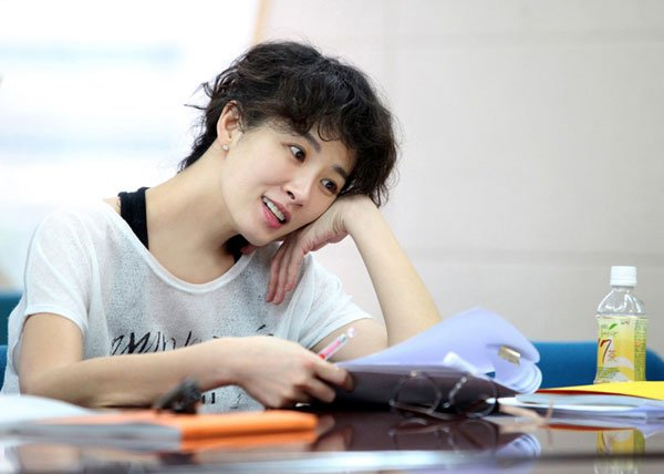 Scent of A Woman - Script Reading by Sun Ah