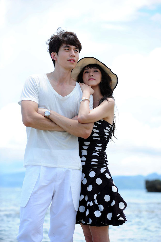 Scent of A Woman Casts in Okinawa