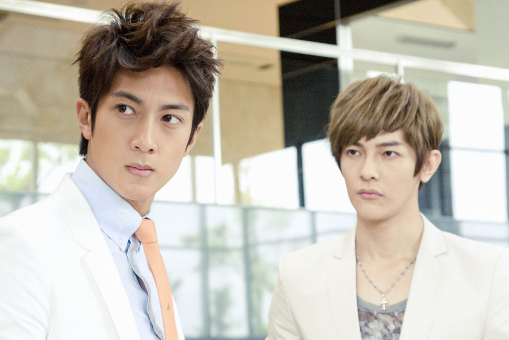 Wu Chun and Zhang Jun Ning