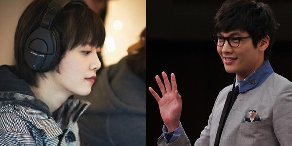 Ku Hye Sun and Daniel Choi