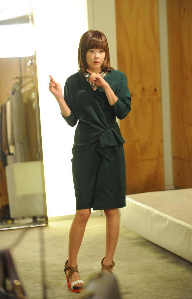 Choi Kang Hee Courtesy and Manner Training