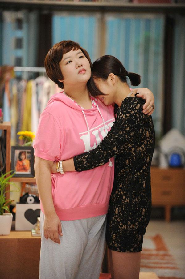 Wang Ji Hye Cries on Ha Jae Sook