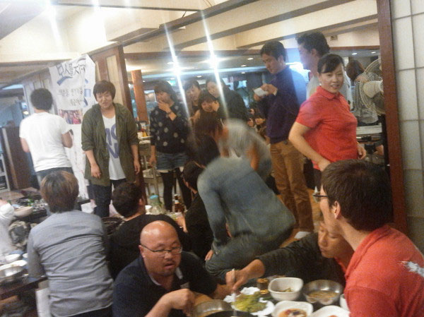 Protect the Boss Closing Celebration Party