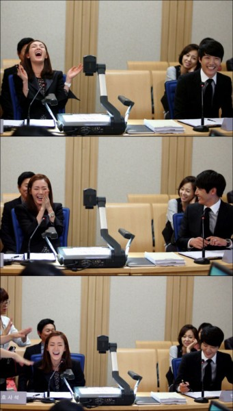 Choi Ji Woo Laughes on Yoon Sang Hyun and Sung Dong Il Majestic Joke