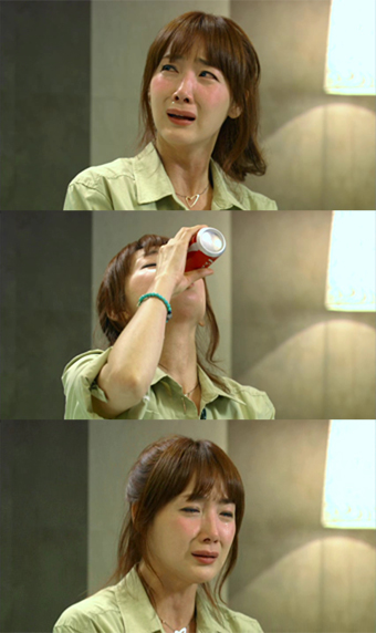 Choi Ji Woo Drunk Acting in Can't Live with Losing