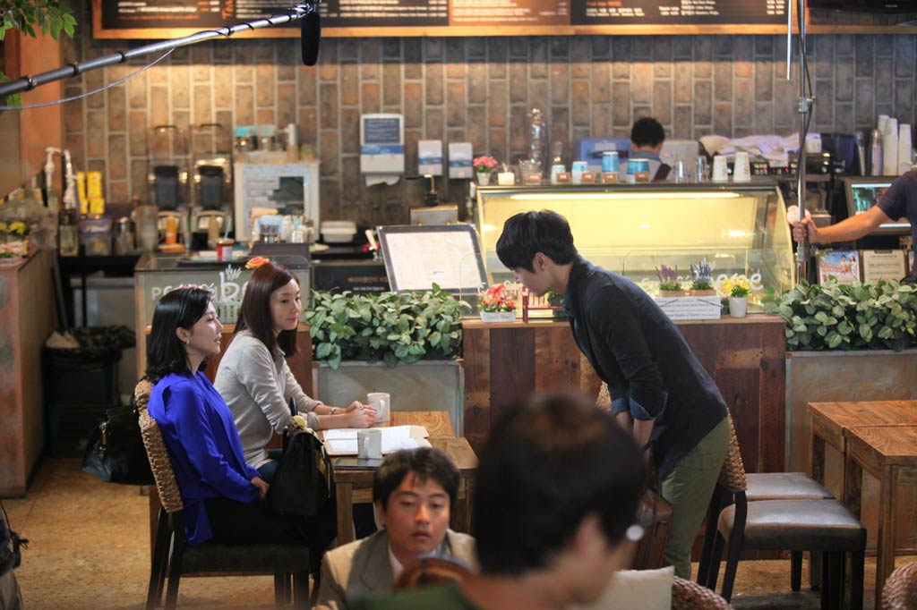 Kim Na Woon Cameo in Can't Lose