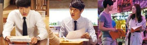 Yoon Sang Hyun Read Script
