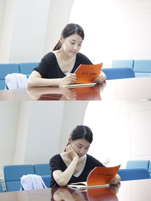 gift-script-reading-han-ji-hye