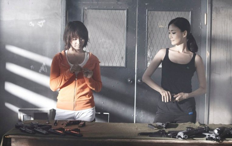 Han Groo and Park Hyo Joo