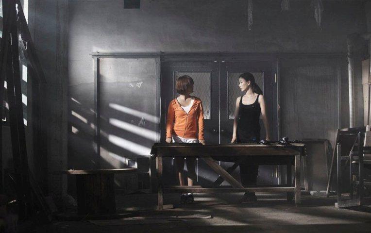 Han Groo and Park Hyo Joo