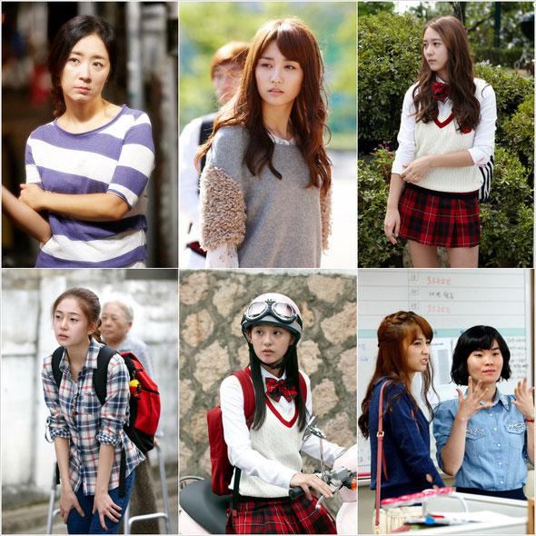 Actresses of High Kick 3