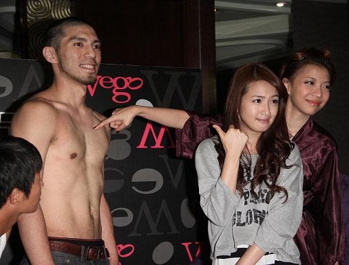 Farewell to Single Night - Ariel Lin Behind the Scene
