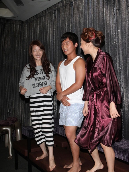 Farewell to Single Night - Ariel Lin Behind the Scene