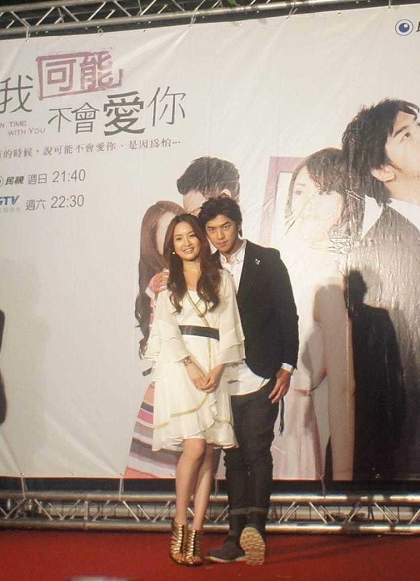 Ariel Lin and Bo-Lin Chen