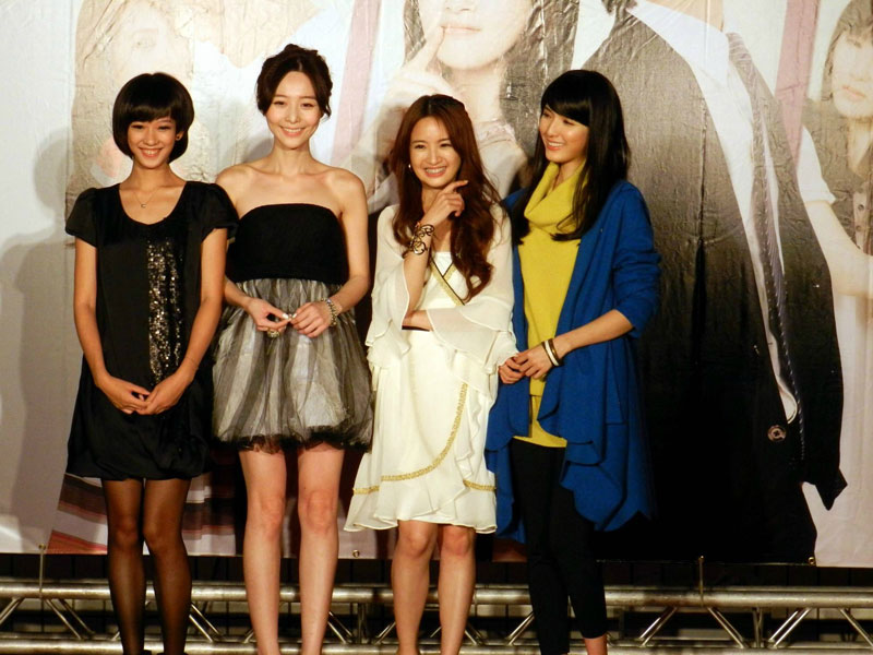 Actresses of In Time with You