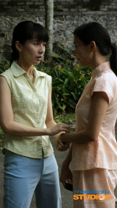 Yvonne Lim and Ann Kok