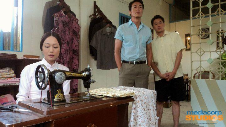 Scene from Drama
