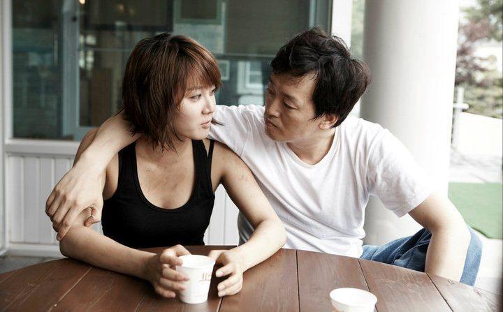 Kim Jung Tae and Han Groo