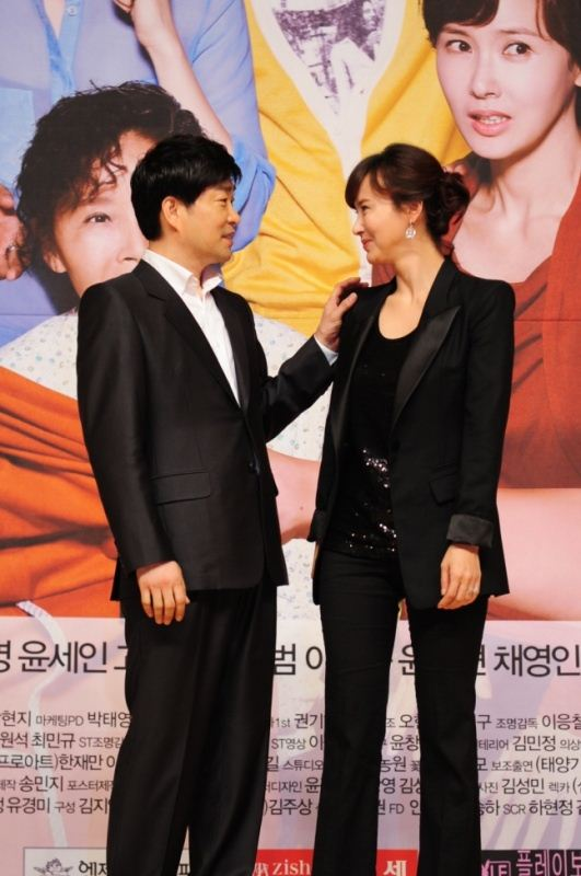 Son Hyun Joo and Choi Soo Rin