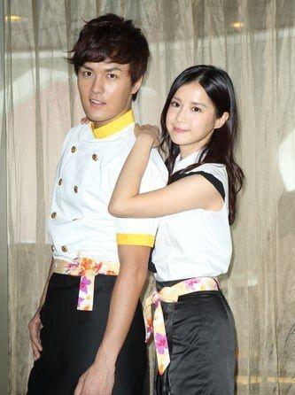 Keni Wu and Li Jia Ying