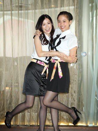 Li Jia Ying and Wu Ying Jie (Gui Gui)