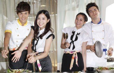 Keni Wu and Li Jia Ying and Rhydian Vaughan and Wu Ying Jie (Gui Gui)